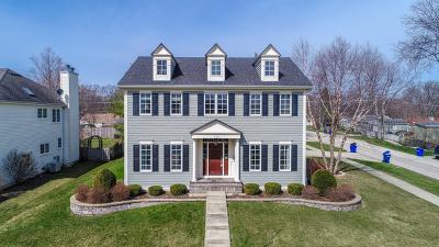 Wheaton Single Family Home For Sale: 102 South Dorchester Avenue