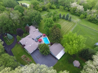 Barrington Single Family Home For Sale: 321 Old Sutton Road