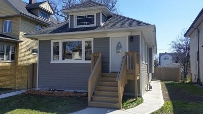 Oak Park Single Family Home Contingent: 810 Lyman Avenue