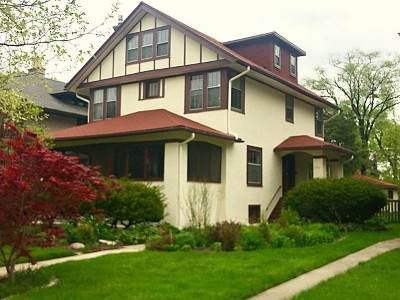 Oak Park Single Family Home For Sale: 730 Fair Oaks Avenue