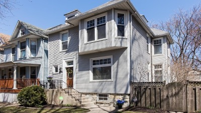 Single Family Home For Sale: 1272 West Early Avenue
