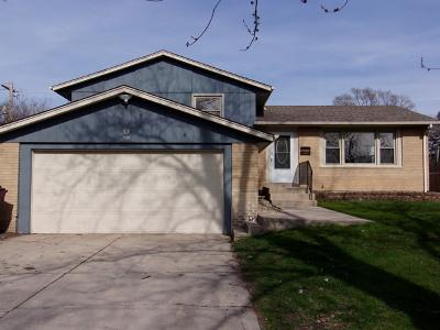 Sauk Village Single Family Home Re-Activated: 21737 Gailine Avenue