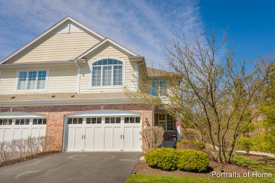 Glen Ellyn Condo/Townhouse For Sale: 80 Waters Edge Court