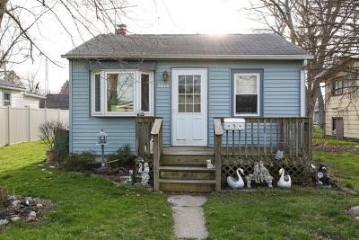 Steger Single Family Home For Sale: 3816 Sangamon Street