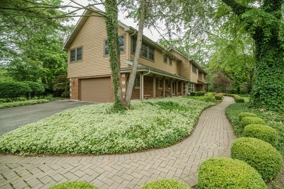 Flossmoor Single Family Home For Sale: 1825 Butterfield Lane