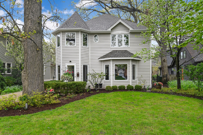 Western Springs Single Family Home For Sale: 4039 Grove Avenue