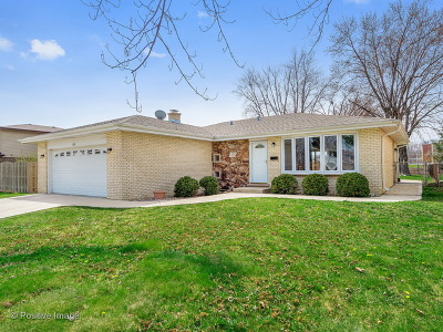 Addison Single Family Home For Sale: 170 North Flora Parkway