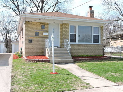 Harvey  Single Family Home For Sale: 264 West 146th Street
