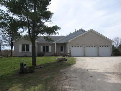 Marengo IL Single Family Home For Sale: $335,000