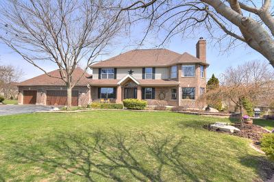 Sugar Grove Single Family Home For Sale: 779 Evergreen Lane