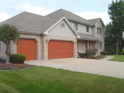 Mokena Single Family Home Price Change: 19452 Stonehenge Drive
