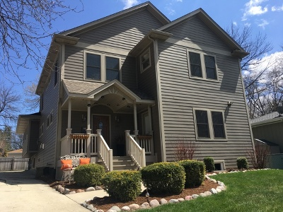 Downers Grove Single Family Home For Sale: 4431 Pershing Avenue