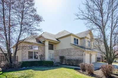 Buffalo Grove Single Family Home For Sale: 2051 Jordan Terrace