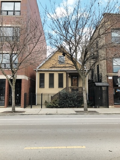 Residential Lots & Land For Sale: 3312 North Halsted Street