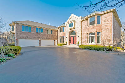 Highland Park Single Family Home For Sale: 3535 Bradley Court