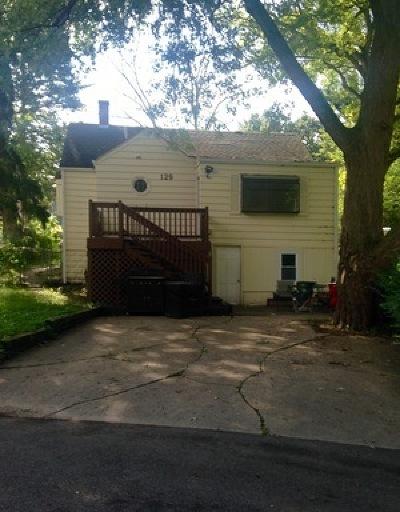 Island Lake Single Family Home For Sale: 129 Circle Drive South