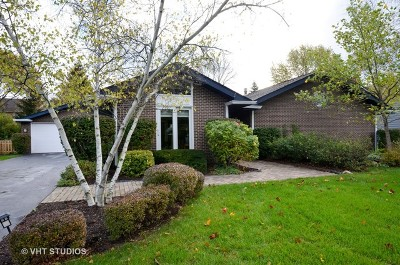 Lake Forest Single Family Home For Sale: 1061 Prairie Avenue