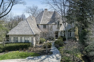 Highland Park Single Family Home For Sale: 2313 Sheridan Road