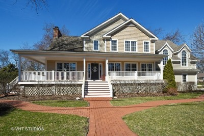 Barrington Single Family Home For Sale: 636 Lill Street