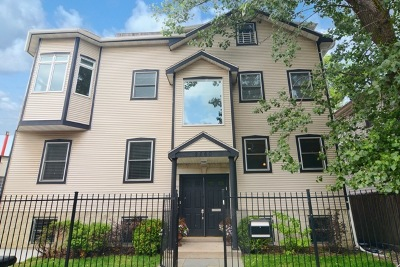 Single Family Home For Sale: 2260 North Greenview Avenue