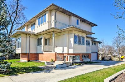 Willowbrook Single Family Home For Sale: 7726 Sugarbush Lane