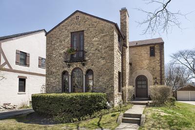 Winnetka Single Family Home For Sale: 91 High Street