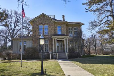 Highland Park Single Family Home For Sale: 326 Central Avenue