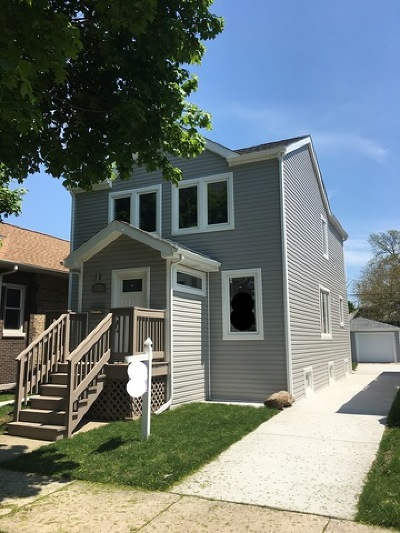 Berwyn Single Family Home For Sale: 3531 Scoville Avenue