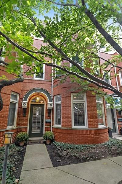Condo/Townhouse For Sale: 1252 West Oakdale Avenue