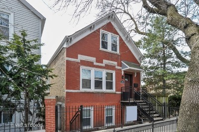 Single Family Home Contingent: 2129 West Charleston Street