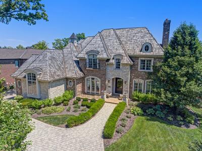 Hinsdale Single Family Home For Sale: 825 North Washington Street