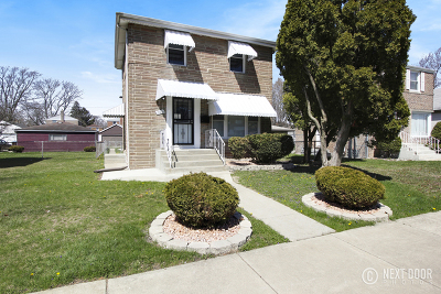 Calumet Park Single Family Home Contingent: 12436 South Carpenter Street