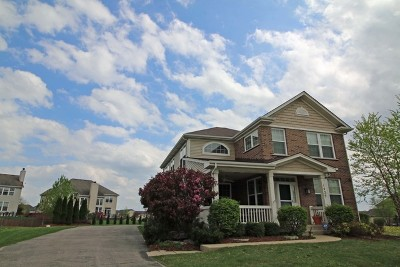 West Dundee Single Family Home For Sale: 1429 Walnut Drive