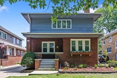 Elmhurst Single Family Home For Sale: 361 North Maple Avenue