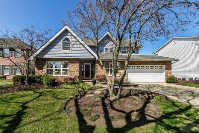 Hoffman Estates Single Family Home Contingent: 920 North Dexter Lane