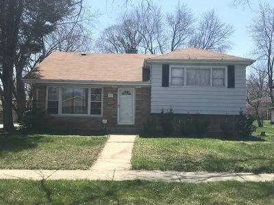 Homewood Rental For Rent: 1459 187th Street