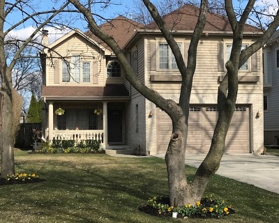 Western Springs Single Family Home For Sale: 5409 Fair Elms Avenue