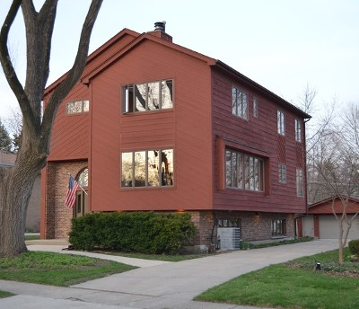 Lombard Single Family Home For Sale: 249 North Lombard Avenue