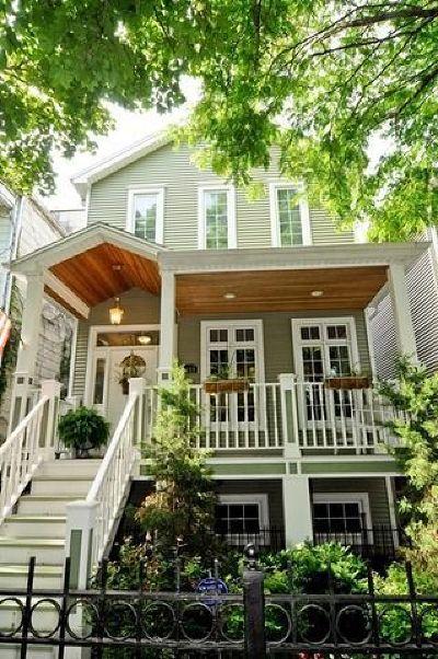 Single Family Home For Sale: 1959 West Berwyn Avenue