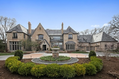 Hinsdale Single Family Home For Sale: 720 Taft Road
