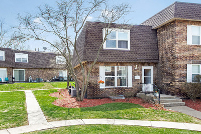 Homewood  Condo/Townhouse For Sale: 18531 Harwood Avenue