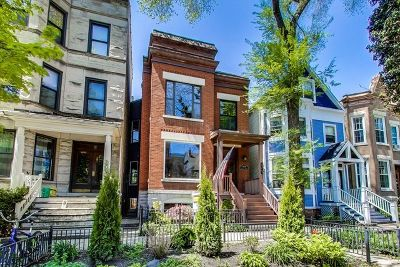 Multi Family Home For Sale: 3830 North Kenmore Avenue