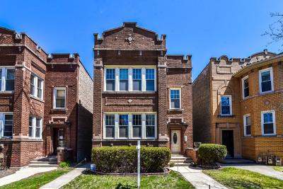 Multi Family Home Contingent: 6435 North Artesian Avenue