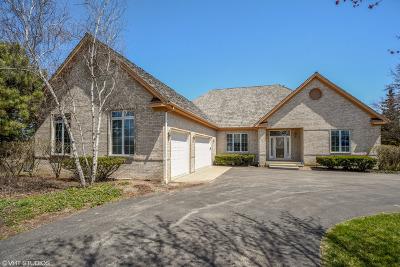 Johnsburg Single Family Home For Sale: 3614 Sagebrush Court