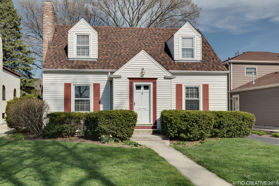 Elmhurst Single Family Home For Sale: 431 South Mitchell Avenue