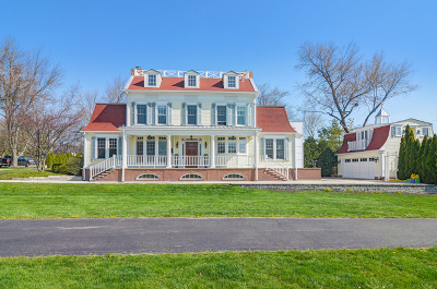 Clarendon Hills Single Family Home For Sale: 137 Oxford Avenue
