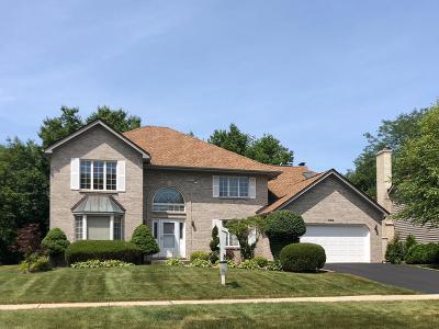 Wheaton Single Family Home For Sale: 189 Hawkins Circle