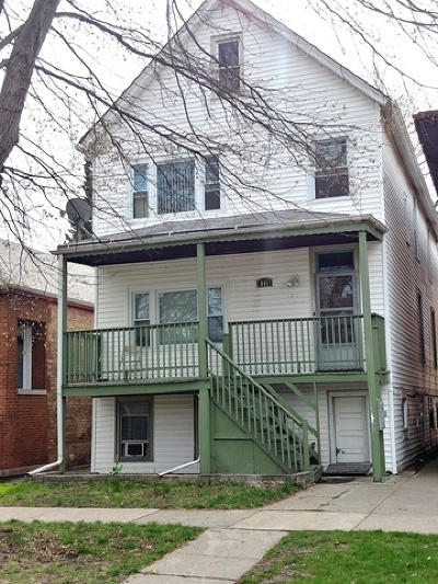 Forest Park Multi Family Home For Sale: 841 Lathrop Avenue