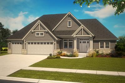 Ashwood Park Single Family Home For Sale: 4207 Carpenter (Lot 153) Road