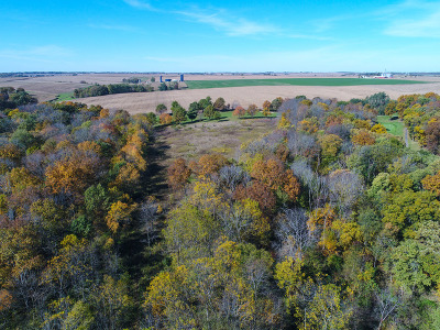 Ogle County Residential Lots & Land For Sale: 000 North Indian Heights (31.2 Ac) Drive